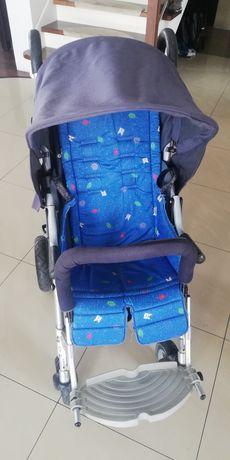 Wózek spacerowy inwalidzki dziecięcy Lisa 1 Otto Bock