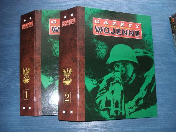 Gazety Wojenne 99 numerów