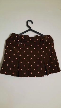 Conjunto de 1 saia + 2 camisolas + 1 pullover