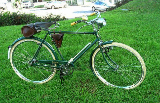 Bicicleta Vintage - Pasteleira Inglesa Anos 50