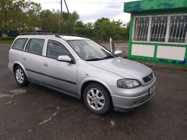 Opel Astra G 2.0, запчасти, разборка, 2004 год