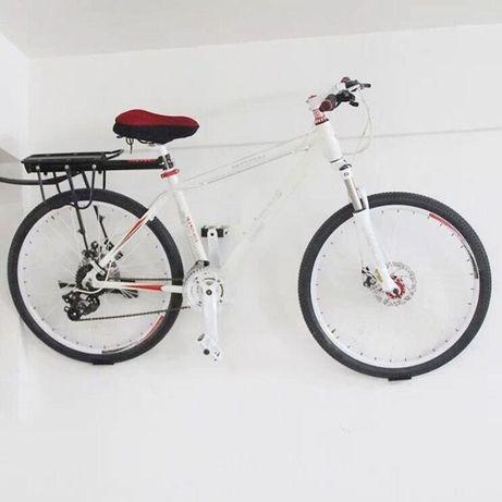 Suporte de parede de bicicleta