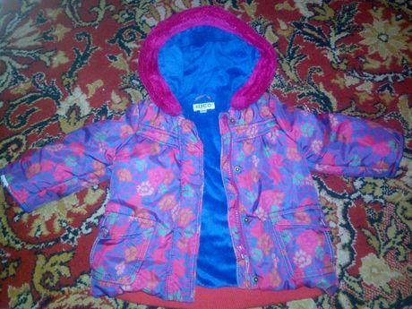 Курточка осінь -зима