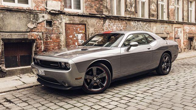 Wynajem Dodge Challenger Wynajmę Wypożyczalnia samochodów