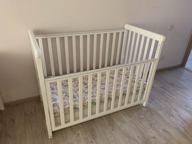Детская кроватка veres ЛД-12
