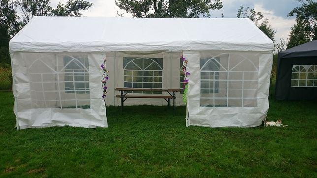 Namiot 3x6  200 pln wynajem wypożyczenie imprezowych
