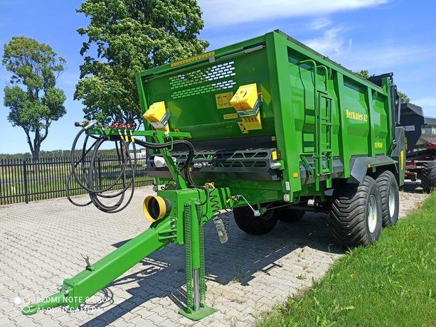 Rozrzutnik Pronar Herkules N262 12 ton Nie N262/1   Dostępny od Ręki