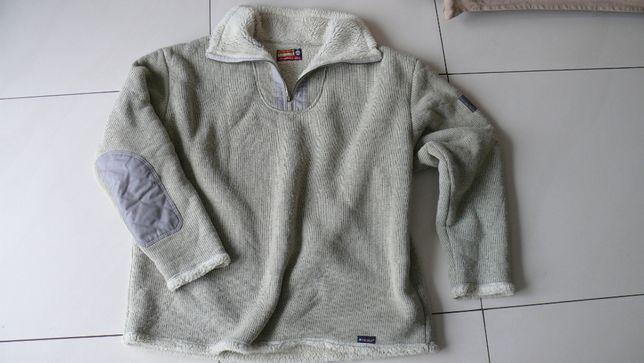 Bluza robocza PIONIER ciepła, gruba - duży rozmiar 3XL szer. ok. 75cm
