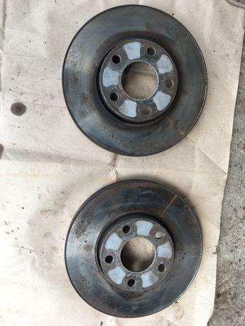 Тормозні диски на Volkswagen Passat 98 р.