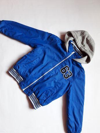 Куртка демисезонная, 6-7 лет, 122 см