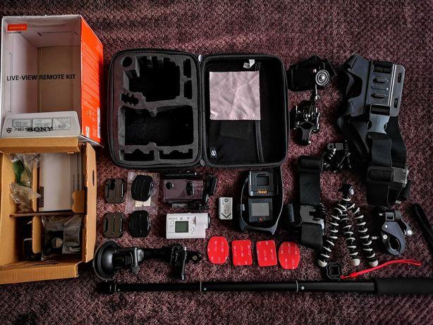 Kamera sportowa Sony FDR-X 3000