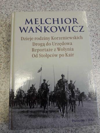 Ksiazka Melchior Wańkowicz