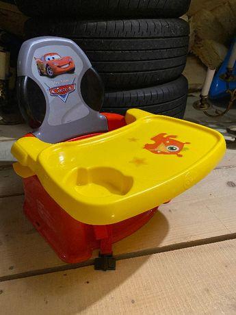 Krzesełko dla dzieci 6m+ - Zygzak McQueen