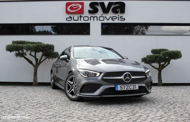 Mercedes-Benz CLA 180 d AMG Line Aut.