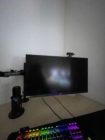 "Monitor LG 27"" 144hz 1ms"