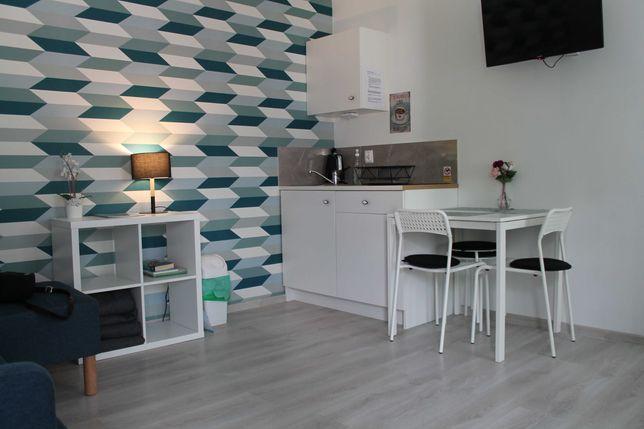 AKSAMITKA - Apartamenty JEDNOPOKOJOWE  -realizujemy bony turystyczne