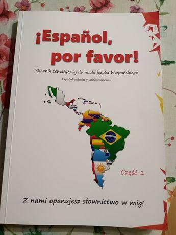 ¡Español por favor! Książka do nauki hiszpańskiego