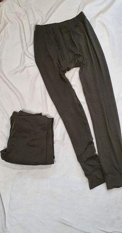 Wojskowa bielizna zimowa - dół, spodnie wz. 507T/MON roz. S 3szt.
