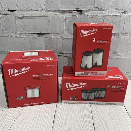HEPA фильтра для пылесоса Milwaukee 0880-20 0882-20 0850-20