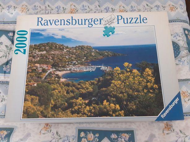 Puzzle de 2000 peças