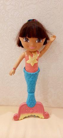 Русалка кукла Dora Mattel Даша-путешественница