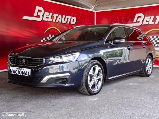 Peugeot 508 SW 1.6 BlueHDi Active