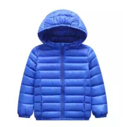 Дитяча пухова куртка