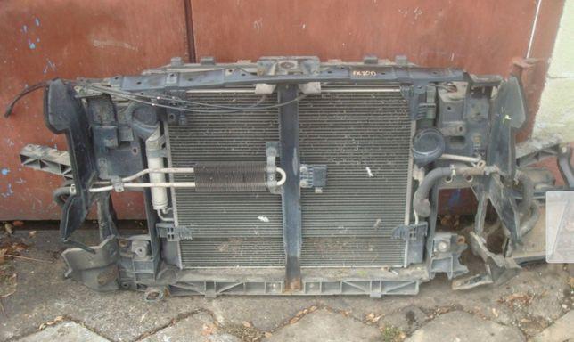 Infiniti fx 30 fx 35 fx 37 qx 70 s51  панель радиатора рычаг подрамник