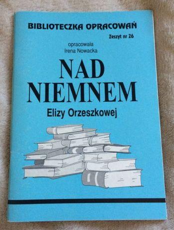 Nad Niemnem Eliza Orzeszkowa
