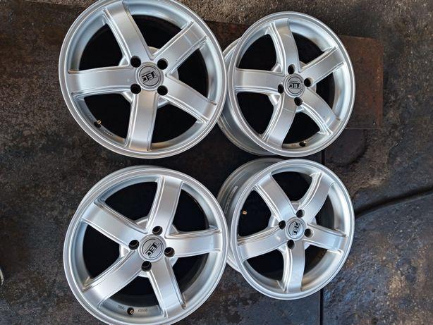 Felgi aluminiowe 6,5J. R16 4 x 100 et38