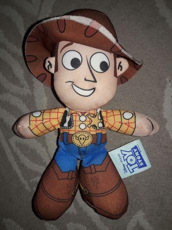 Мягкая игрушка Вуди с мультика История игрушек
