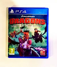Dragons dawn od nwe riders Ps4