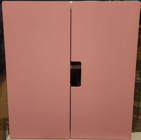 Ikea stuva szafka rozowa