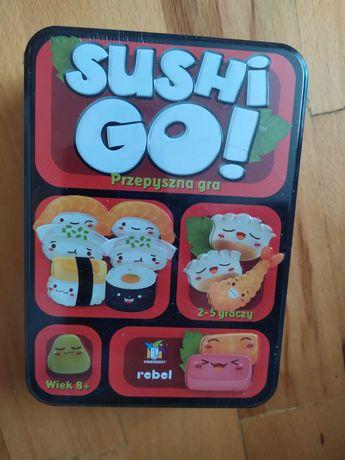 Sushi go gra karciana nowa w folii