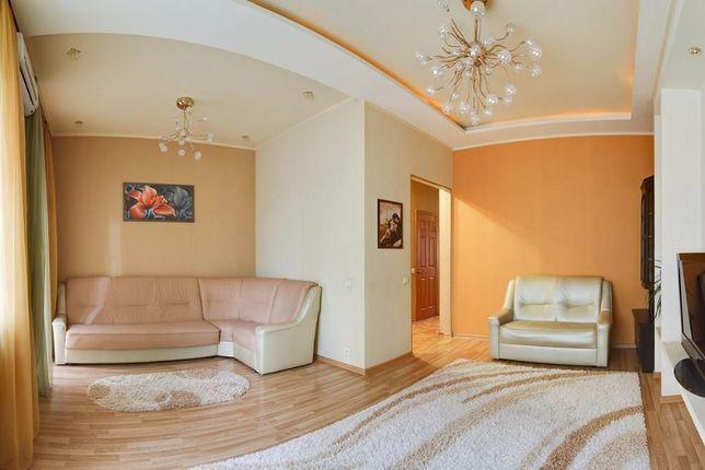 ЦЕНТР, Апартаменты посуточно 2х ком , на Пушкинской 54 (две кровати)