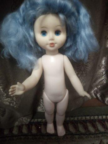 Кукла Мальвина СССР 50см