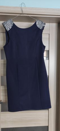 Granatowa sukienka, Miss Selfridge