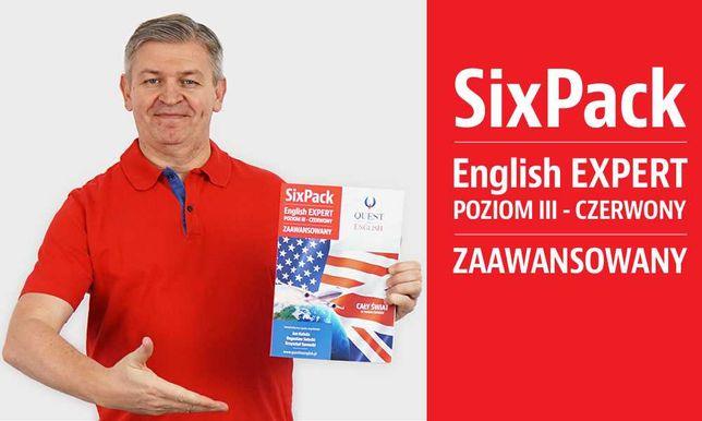 Sprzedam SixPack czerwony Nówka Sztuka Okazja + pendrive