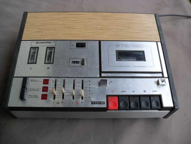 Magnetofon M 532 sd Unitra