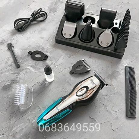 11 в 1 Триммер для бороды носа машинка для стрижки тример для волос