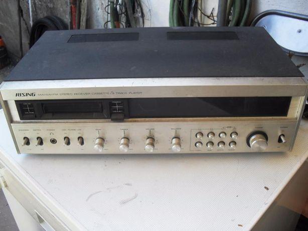 radio antigo rising
