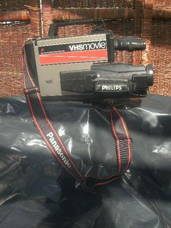 Camera PHILIPS VHS.movie