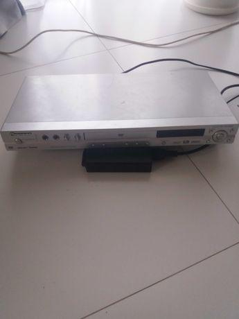 Pioneer DV-595K DVD odtwarzacz WMA/MP3