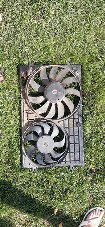 Вентелятори основного радіатора для Volkswagen Touran/Caddy