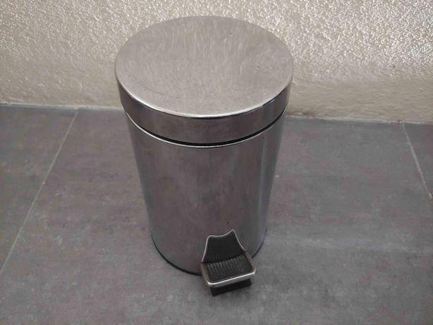 Caixote de Lixo como novo