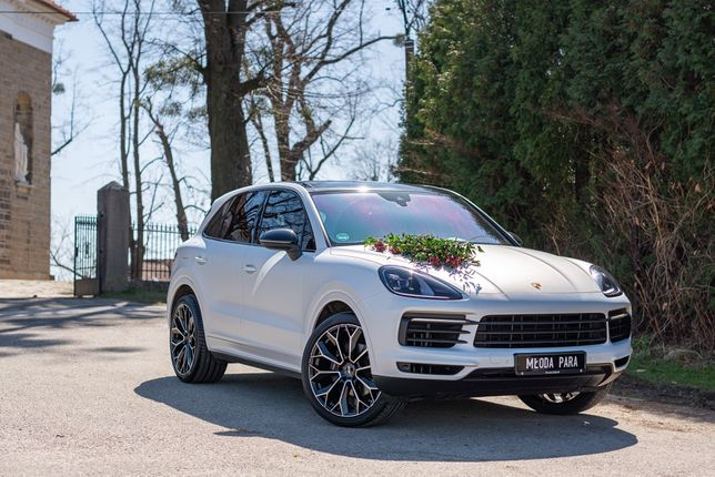 Samochód do ślubu! Porsche Audi Mercedes