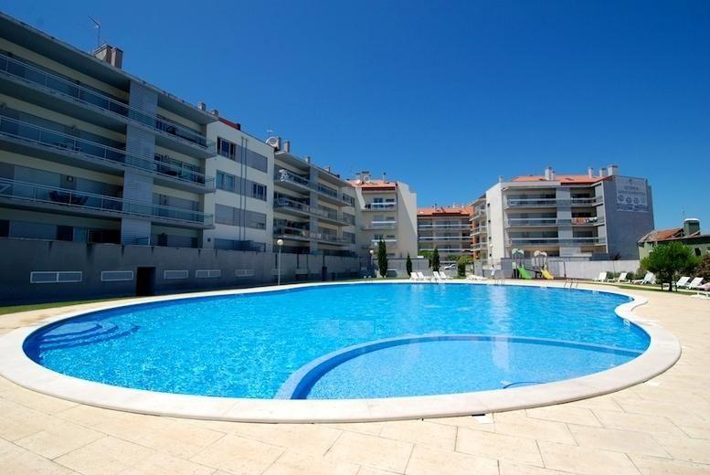 Apartamento T0 para férias com Piscina em São Martinho do Porto São Martinho do Porto - imagem 1