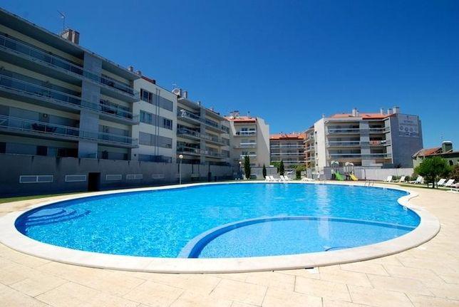 Apartamento T0 para férias com Piscina em São Martinho do Porto