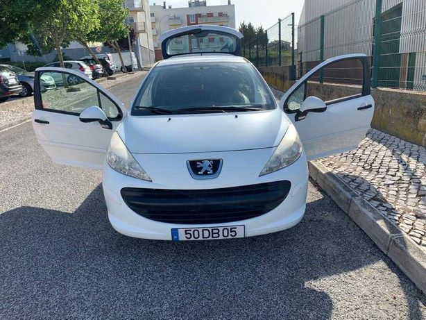 Peugeot 207 1.4 Comercial