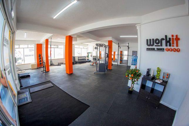 Personal Trainer- Estúdio